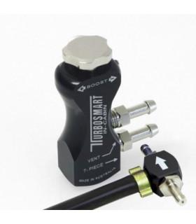 Manuálny regulátor plniaceho tlaku Turbosmart in cabine